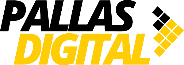PALLAS DIGITAL Logo
